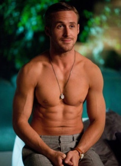 Ryan Gosling yum!