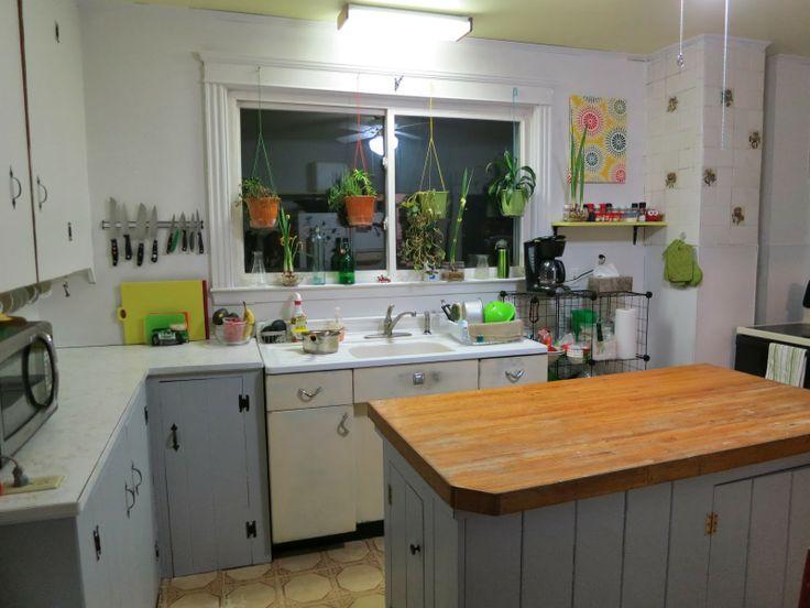 white yellow grey kitchen blog creations pinterest