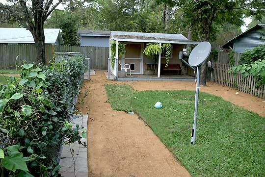 Dog Backyard Playground Ideas : Dog yard  dog house  Pinterest