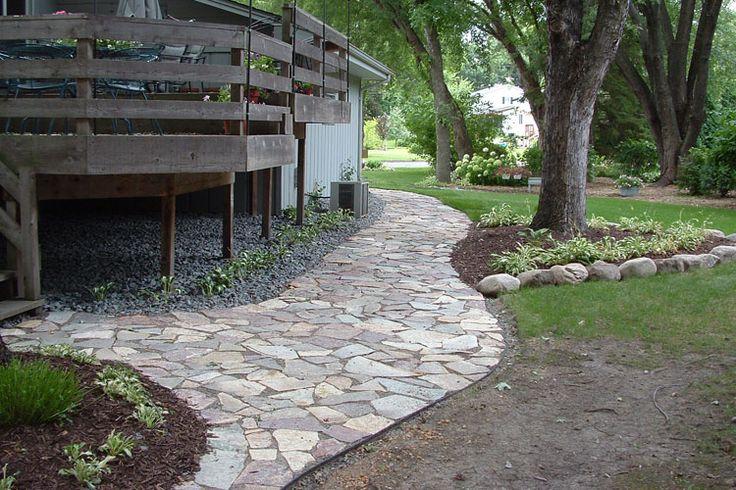 Ideas for garden walkways photograph walkway landscaping i for King garden designs