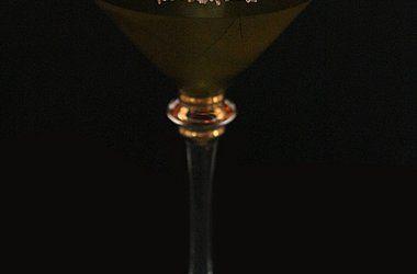 Chocolate Chili Martini — Punchfork | Bartenders Corner | Pinterest