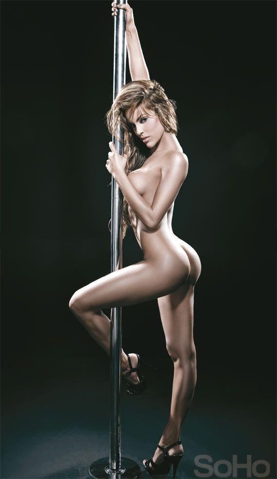 Filtran fotos de Sandra Arana desnuda y ella culpa al