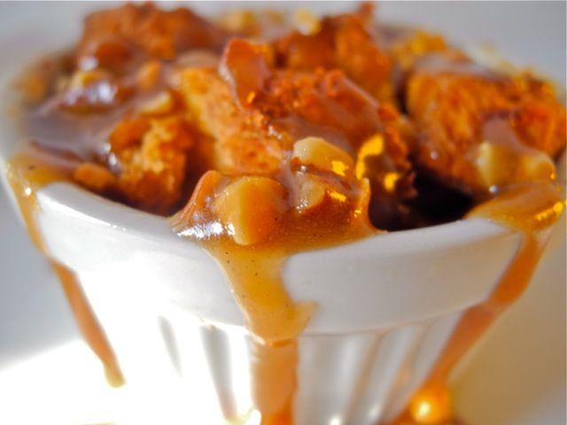 Sweet potato bread pudding | desserts | Pinterest