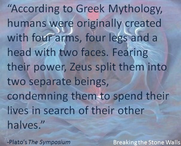 Greek Mythology Soulmates | New Tattoo