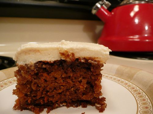 Whole Wheat Carrot Cake | This Looks SOOOOO Good!! - DESSERTS | Pinte ...
