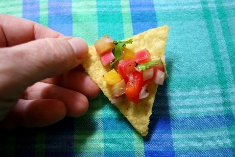 ... salsa basic salsa verde mexican tomatillo salsa chipotle rhubarb salsa