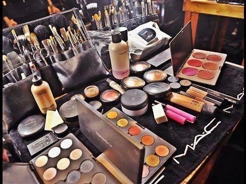 MAC Starter Kit | Makeup case/freelance | Pinterest