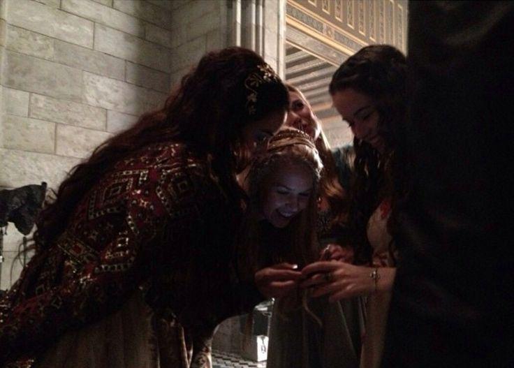 Reign cast | REIGN!!!!!!!!!!!!!!!!! | Pinterest