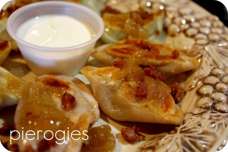 pierogies | Yummy! | Pinterest