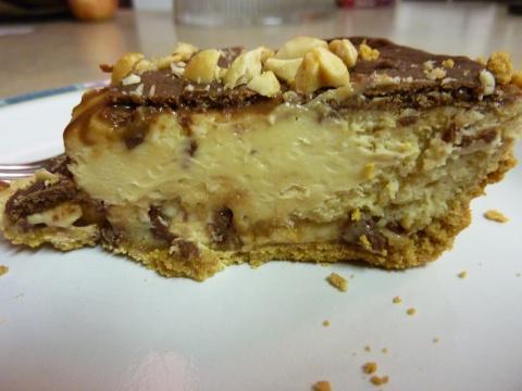 Snicker Bar Pie | Desserts | Pinterest