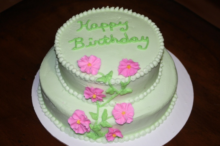Birthday Cake for my mother in law  My stuff  Pinterest