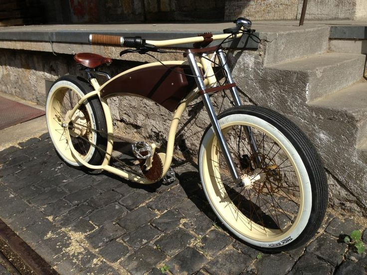 Pin by Mr. Smith on Lowrider,stretch bikes