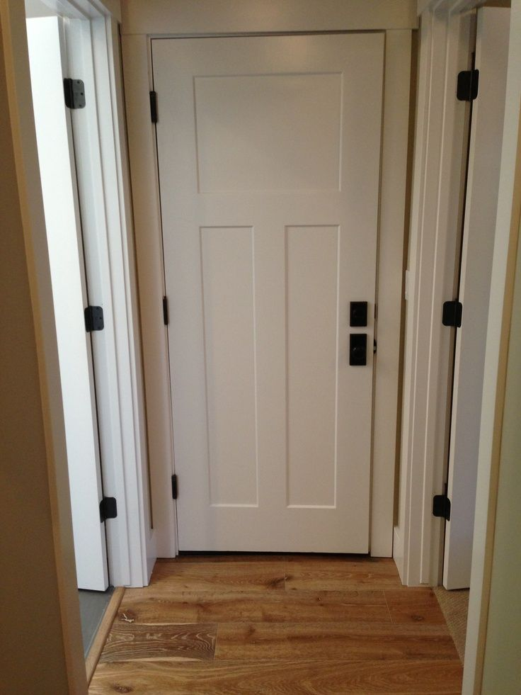 Mission Style Doors Decor Craftsman Style Pinterest