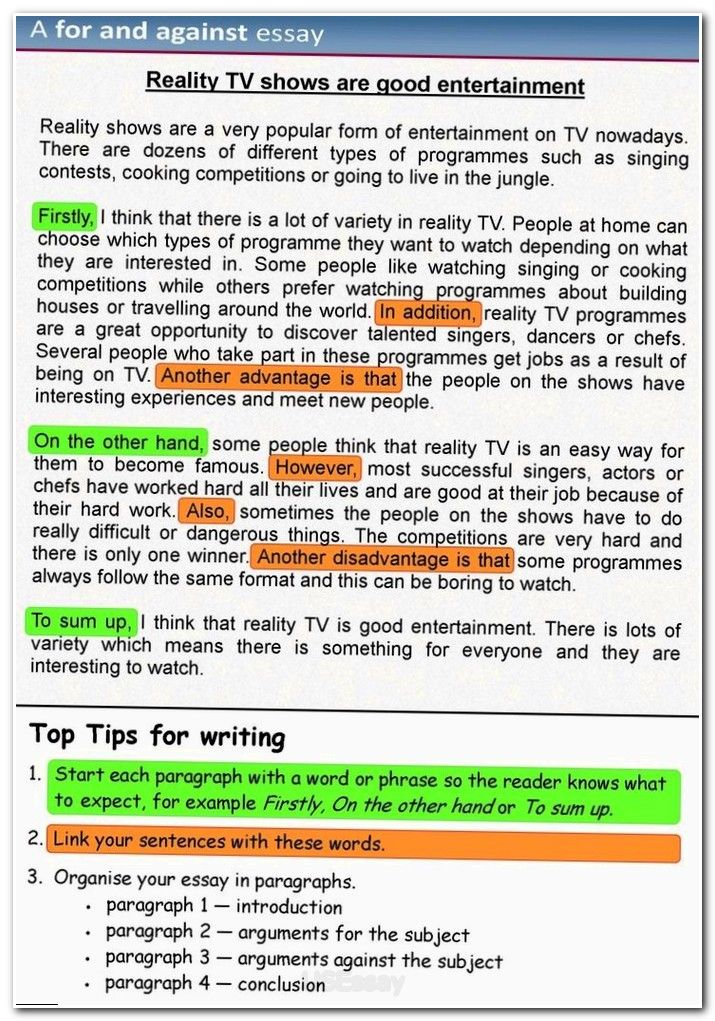 How to set up an ebook name within an essay