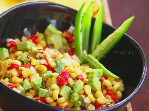 Roasted Corn and avocado salsa, just like Texas Roadhouse salsa... in ...