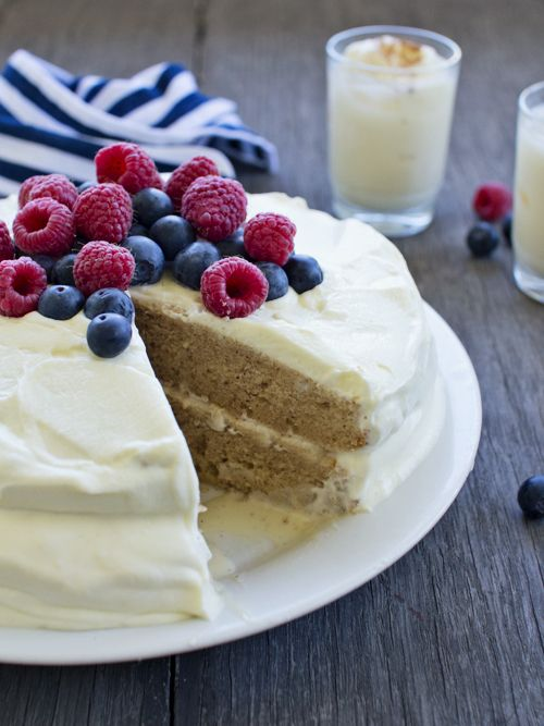 spicy icecream: Eggnog Tres Leches Cake | Always hungry | Pinterest