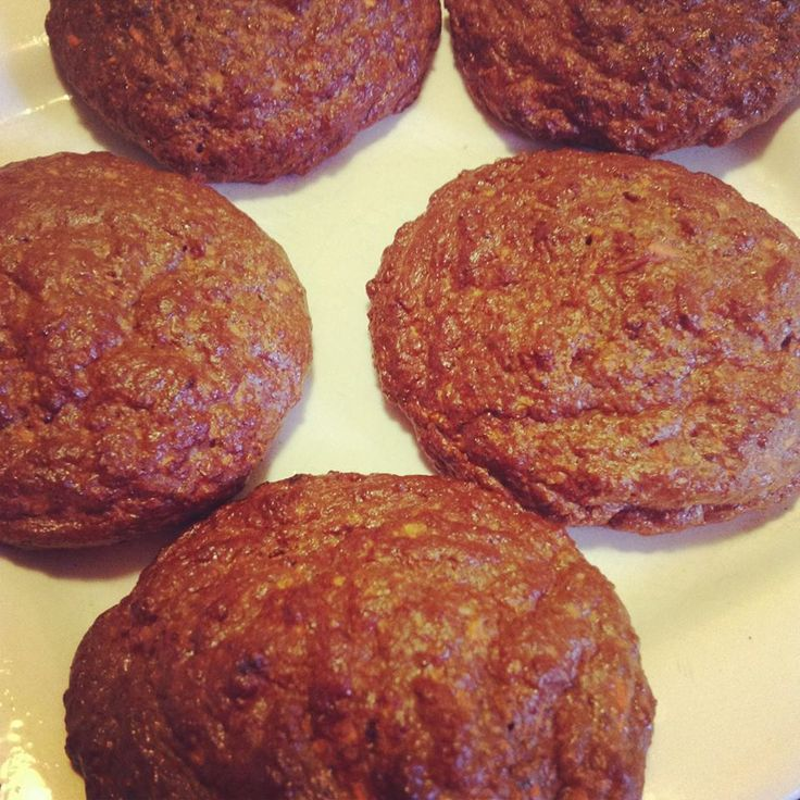 The New Kristy - Carrot Sponge Cookies: These are like a cakey biscuit ...