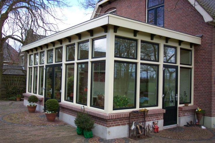 Glazen Aanbouw Keuken : Aanbouw Serre