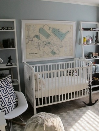 nautical nursery... www.thebump.com
