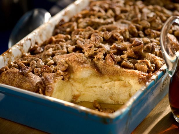 French toast casserole...yummy!!