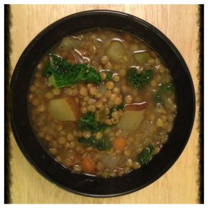 lentil soup