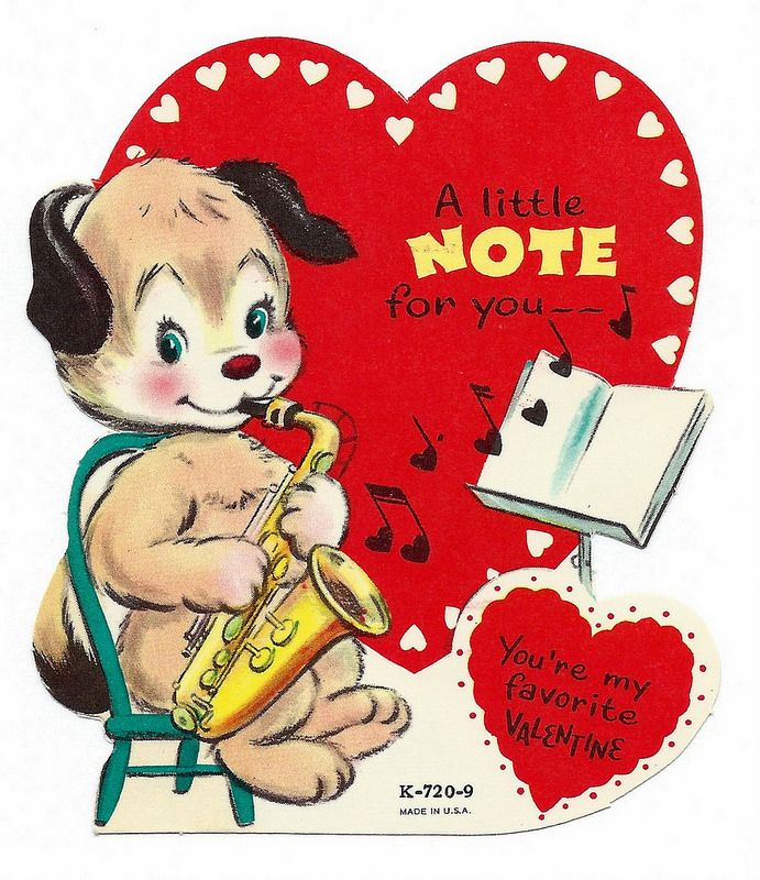 valentine card usa