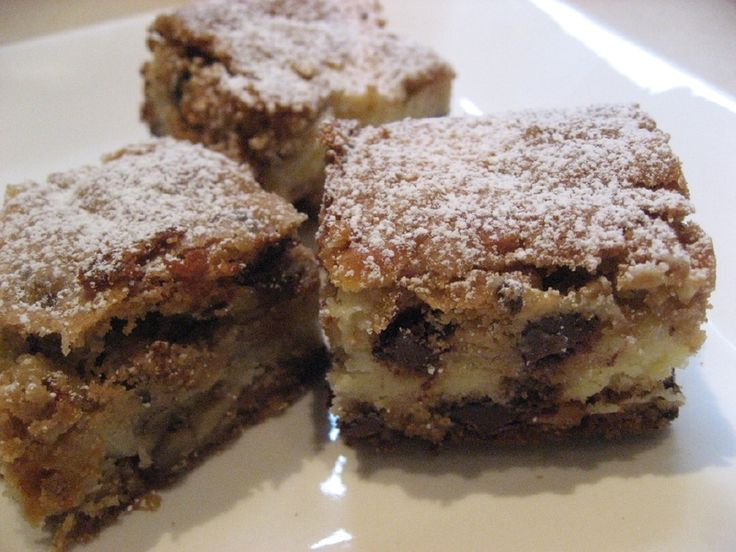 cream cheese cookie bars