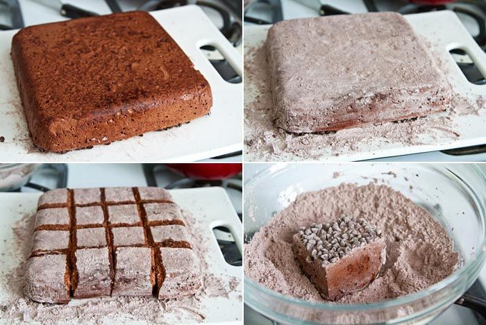 Giant Double Chocolate-Orange Marshmallows Fuji Style Recipes ...