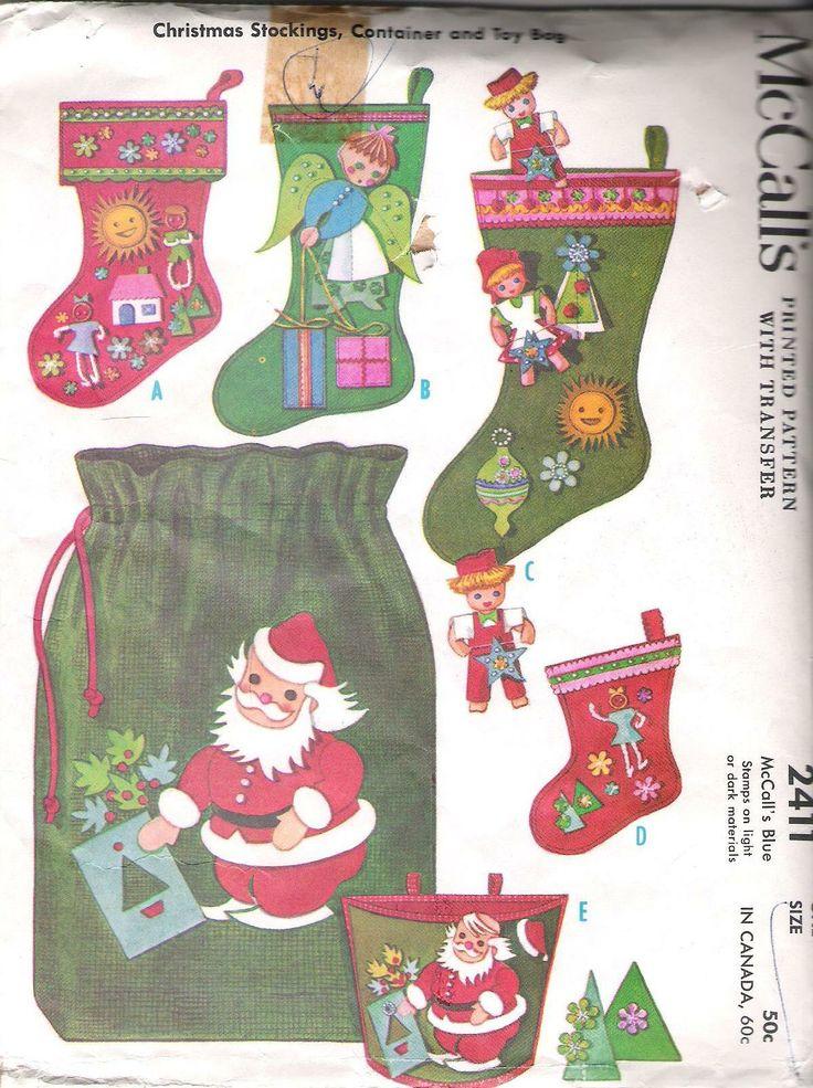 Vintage Christmas patternVintage Christmas Pattern