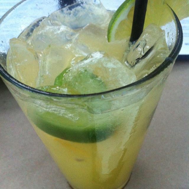 in Bucktown: Leblon cachaça, pineapple juice, fresh squeezed lime ...