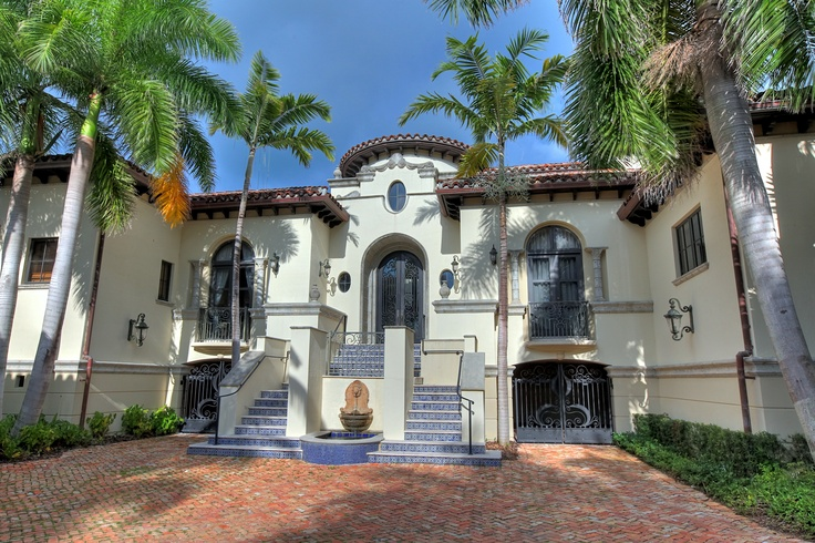 Pin by luxury portfolio international on celebrity homes for Celebrity homes in florida