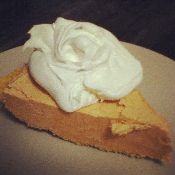 Ice Cream Pumpkin Pie | Pies, Tarts & Cobblers | Pinterest