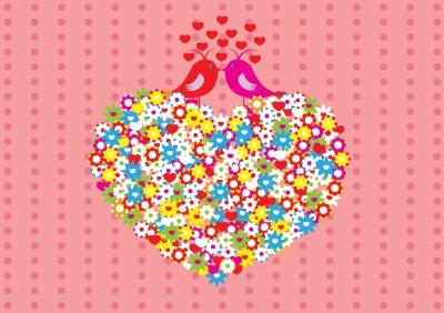 free vectors valentine's day