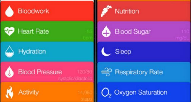 health app not tracking steps on iphone 5