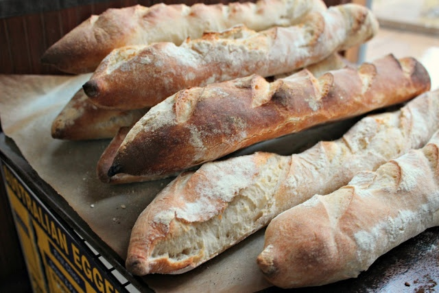 Baguettes   Eat To The Beat   Pinterest
