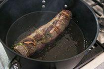 Beef Roulades with Walnut Parsley Pesto | Recipe