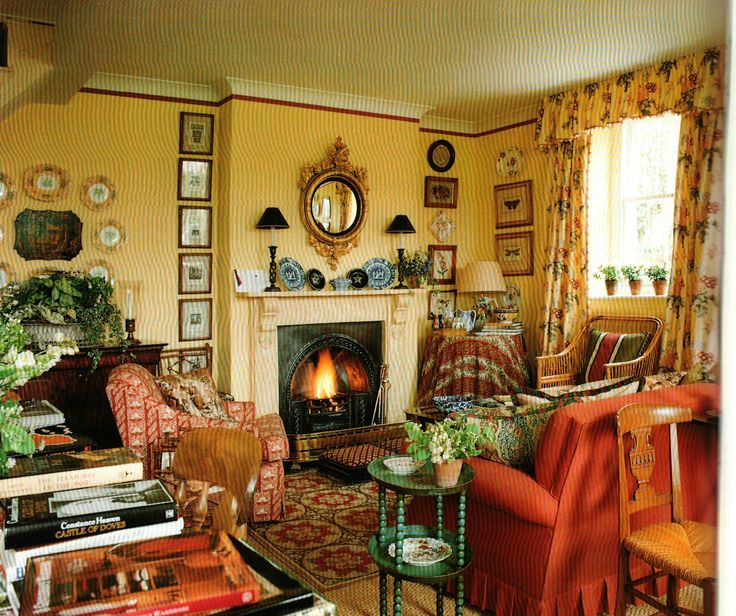 Pin By Cathy Part On Decor English Country Cottage Manor Apartment B