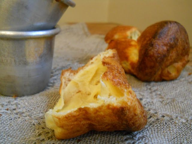 Popovers - TWD | Vintage Kitchen Notes | Favorite Recipes | Pinterest