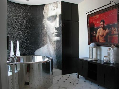 Gay Inspired Bathroom Porn New Home Ideas Pinterest