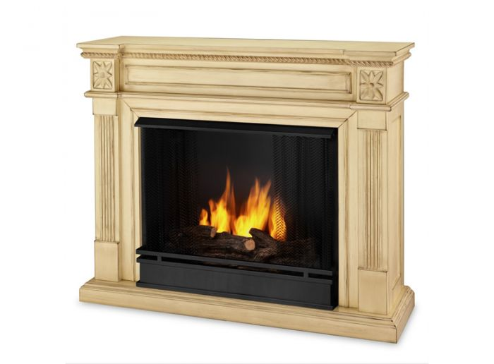 No Chimney Required Six Faux Fireplaces