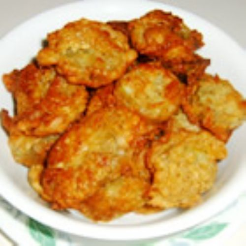 DEEP FRIED DILL PICKLES Recipe | Recipes | Pinterest