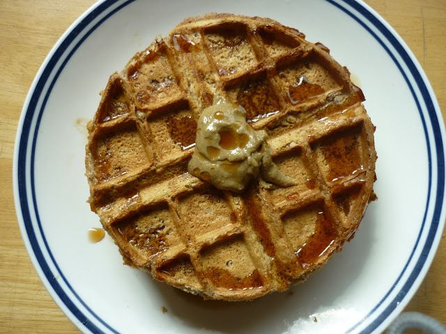 ... : Belgian Oat Waffles (gf, df, sf, soy free, V) Making these asap
