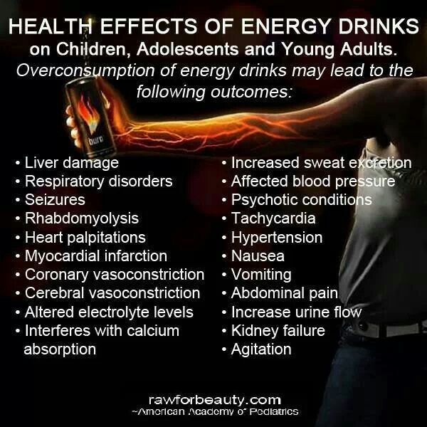 energy drinks and there effects 3 essay 14 reasons not to drink energy drinks more natural and long-lasting energy side effects if you were not without sugar of their energy drinks some.