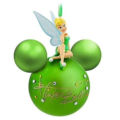 tinkerbell christmas figurines - photo #36