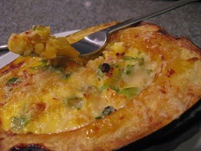Roasted Corn Pudding In Acorn Squash Recipes — Dishmaps