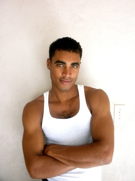 haitian male model onald germain repin photo to your