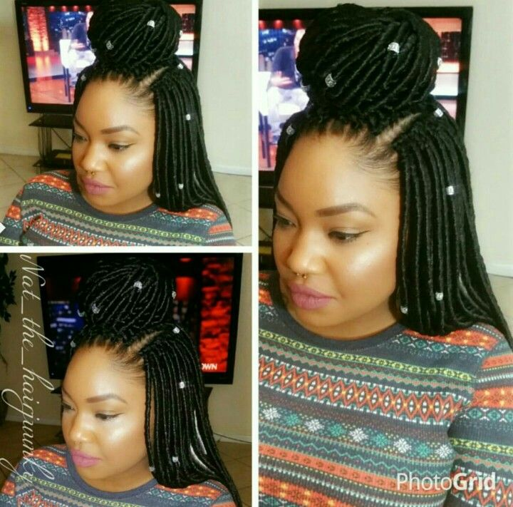 Crochet Box Braids South Africa : ... braids hairstyle braiding hair american hairstyles protective