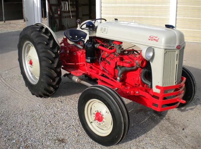 8n ford tractors for sale in ohio