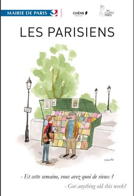 Le Parisien à la mode vintage - Bouquinistes des bords de Seine, friperies, disquaires... Les Parisiens raffolent de tout ce qui est vintage.