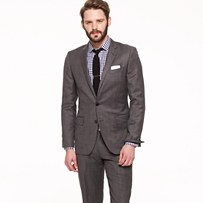 J B Ludlow Crew Ludlow Suit | Groom Suits | Pinterest